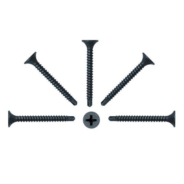 Schnellbauschrauben Trockenbauschrauben 3,5 x 25 Grobgewinde PROFIQUALIT/ÄT F/ÜR TROCKENBAUER 500