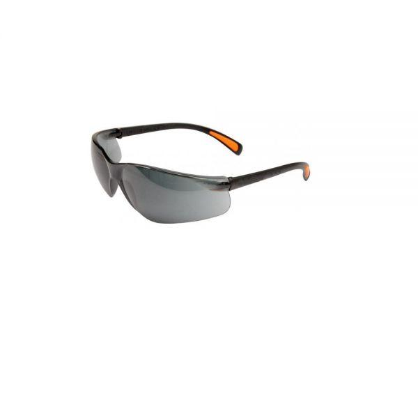 Schutzbrille dunkelgrau