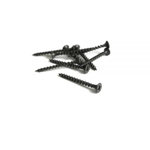 Schnellbauschrauben 3,5 x 45 - 500 Stück Grobgewinde - Rigipsschrauben