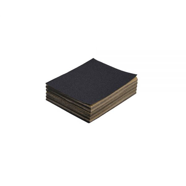 Schleifpapier wasserfest K80 100 Stück 230 x 280 mm
