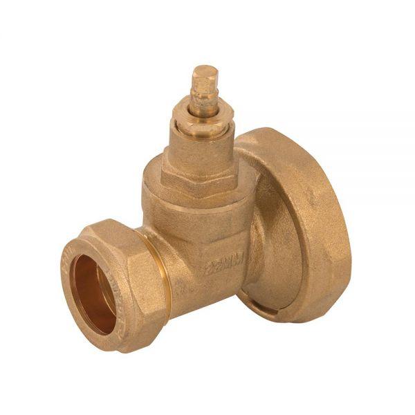 Pumpenabsperrventil aus Messing 1–1/2 Zoll