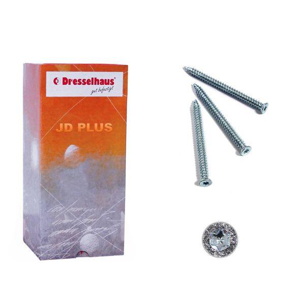 JD Plus Rahmenschrauben Senkkopf