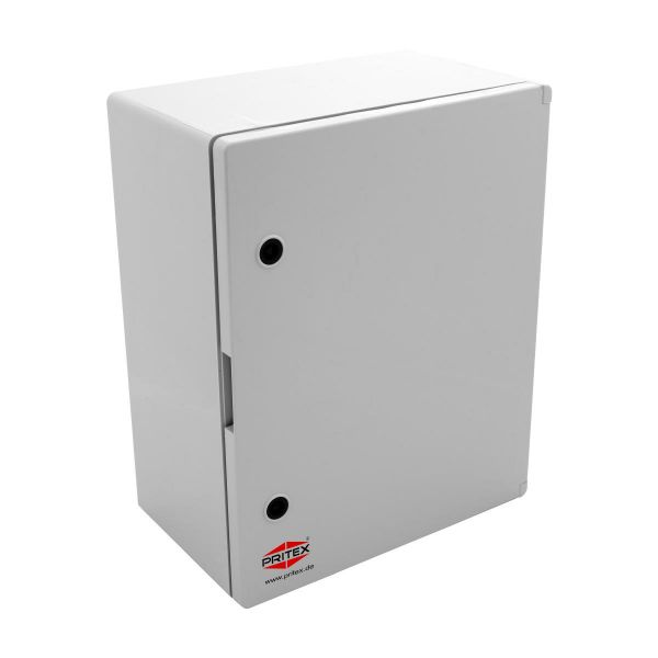 Kunststoff Schaltschrank 350 x 500 x 195 mm IP65 Verteilerkasten