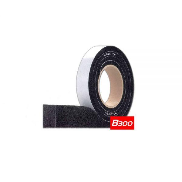 Kompriband B300 20/3-5mm x 10m Schwarz Dichtband Quellband BG2