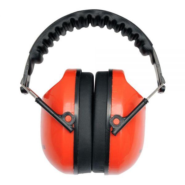 Gehörschutz rot