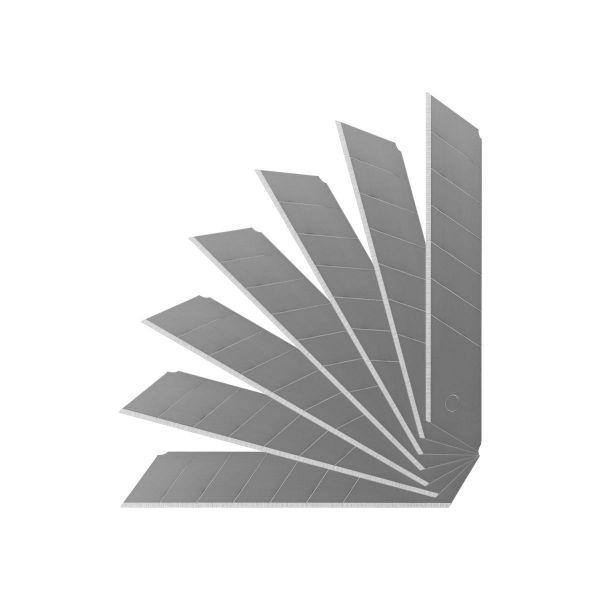 Abbrechklingen 200 Stück Ersatzklingen für Cuttermesser 18 mm