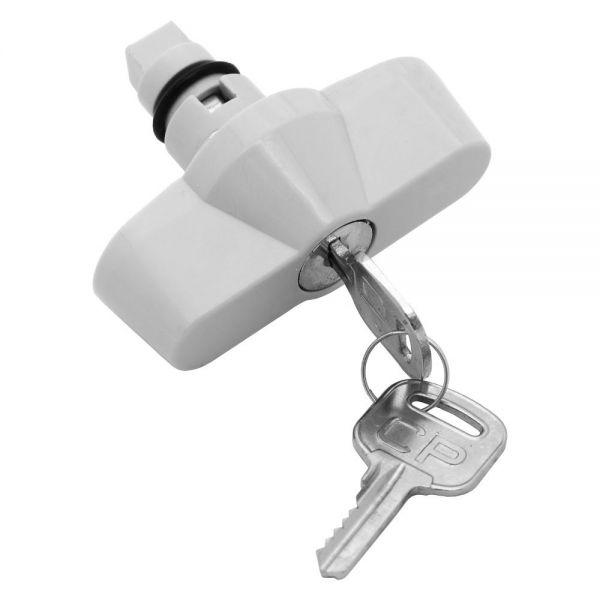 Sicherheitsschloss für Schaltschränke inkl. 2 Schlüssel